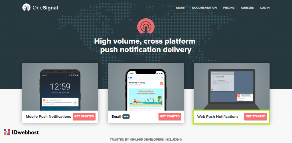 Cara Setting OneSignal WordPress Push Notifications