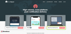 Cara Setting OneSignal WordPress Push Notifications