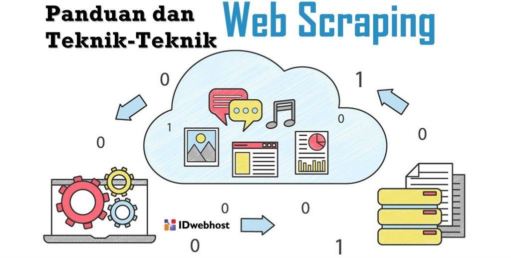 Panduan dan Teknik-Teknik Web Scraping