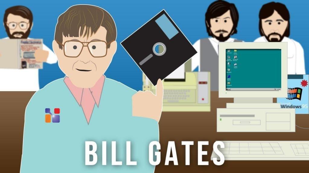 Penghargaan yang diraih Bill Gates