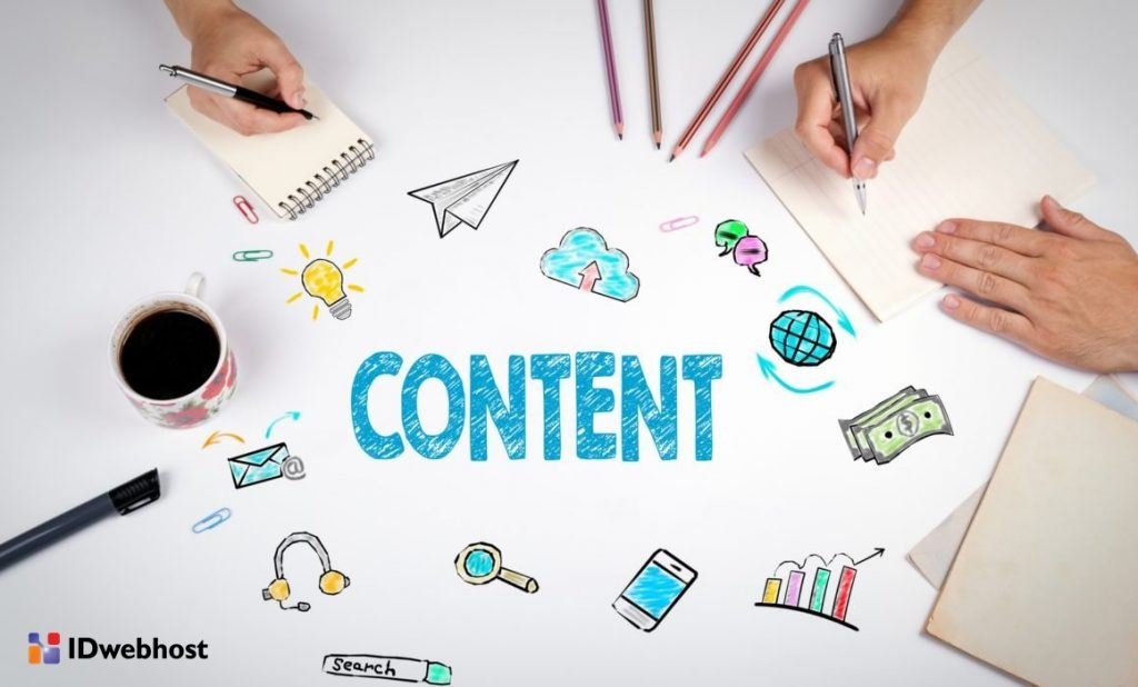 apa itu content writer
