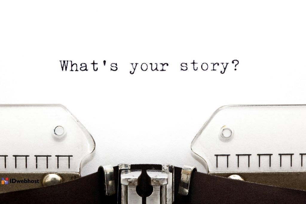 apa pengertian story telling