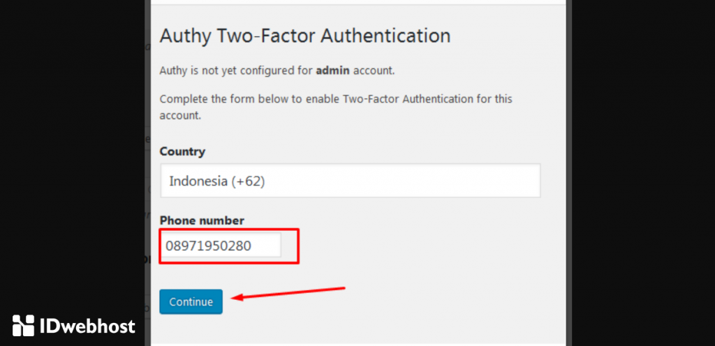authy security