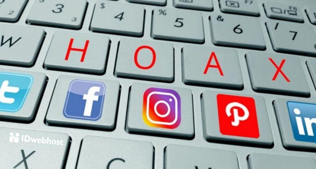cara melaporkan informasi atau berita hoax di media social