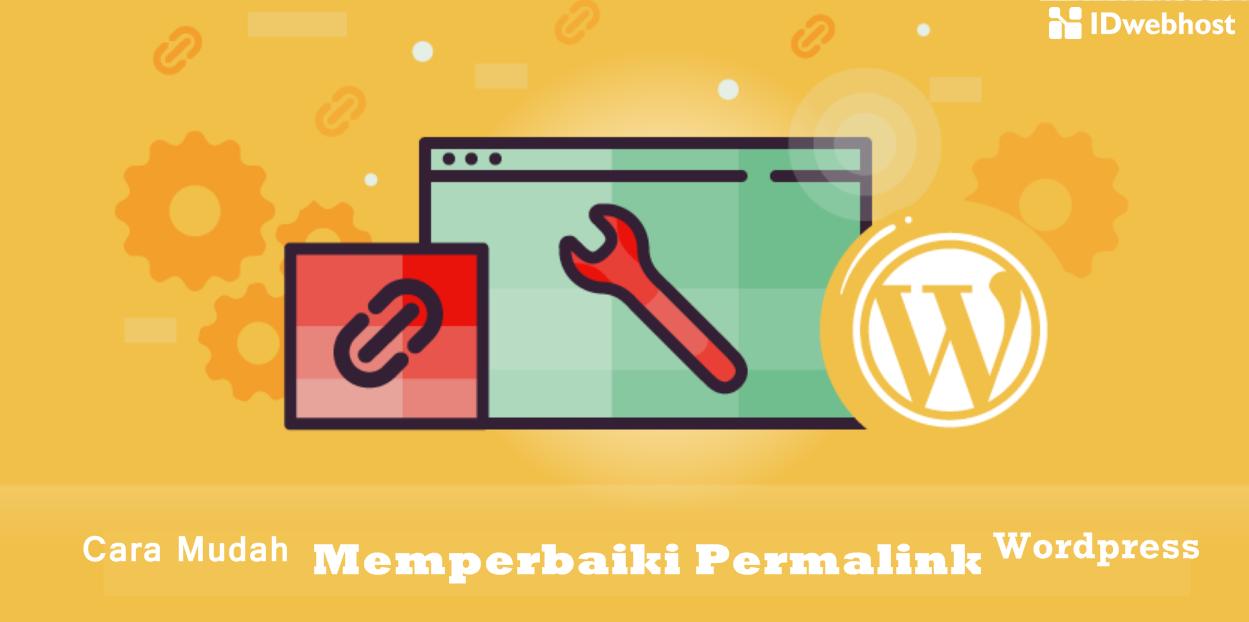 Cara Mudah Memperbaiki Permalink di WordPress