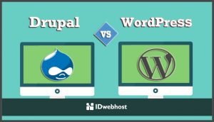 Wordpress Vs Drupal, Mana CMS yang Terbaik?