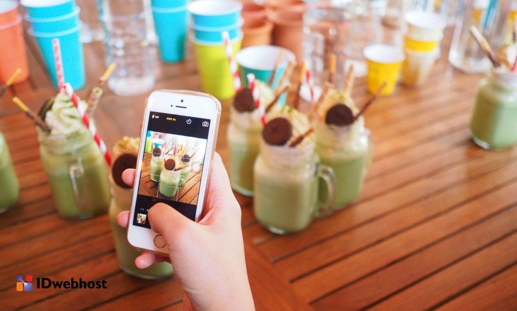 menjadi food blogger profesional