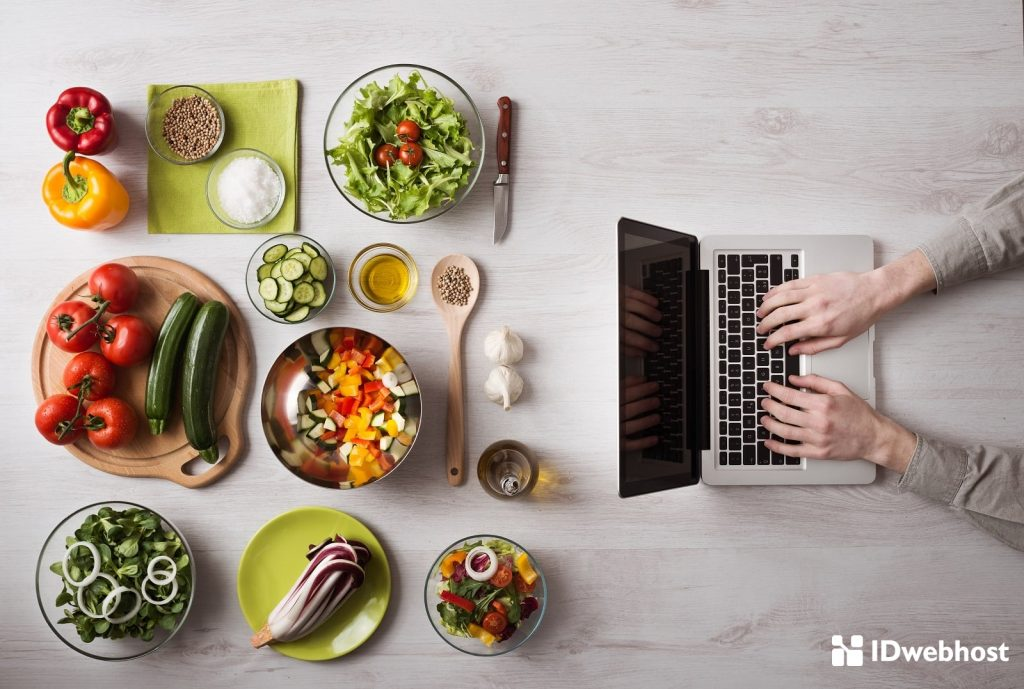 pengertian food blogger