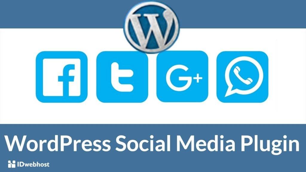 3 Cara Menambahkan Ikon Media Sosial di WordPress