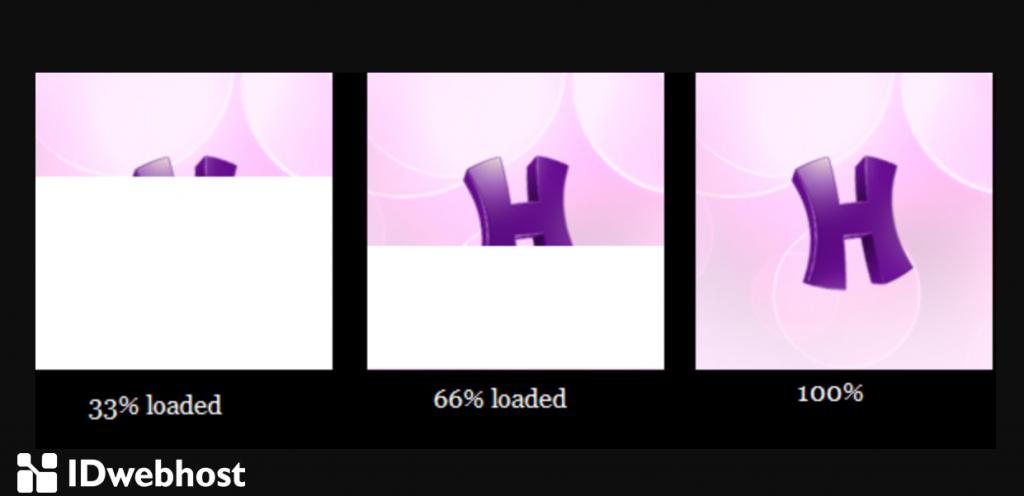 proses loading baselin JPEG