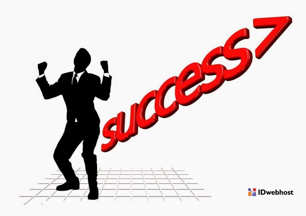 raih suksesmu dengan belajar konsisten terhadap satu hal