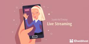 Segala Hal Tentang Live Streaming