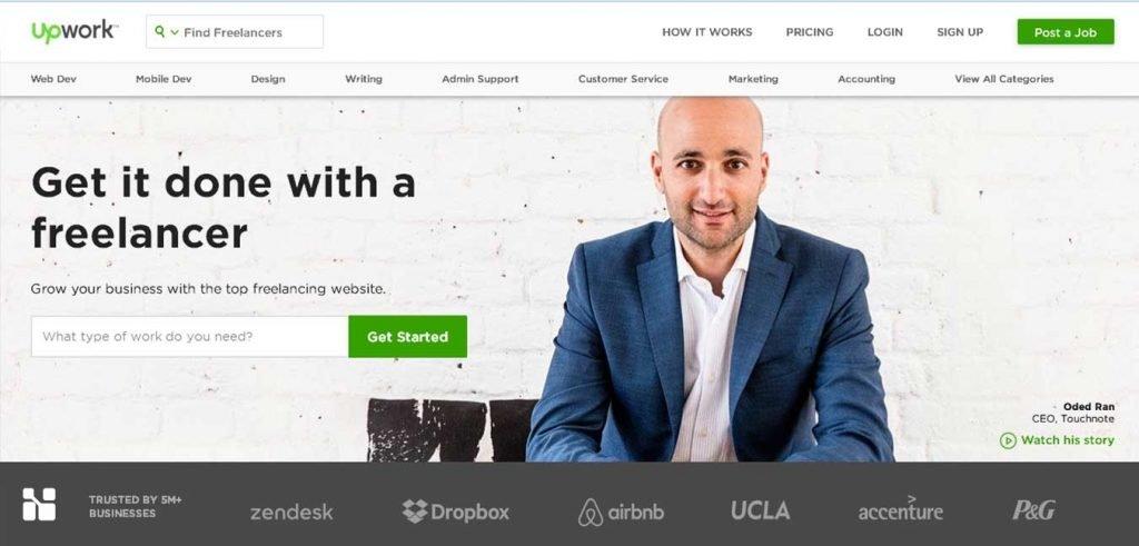 situs freelance upwork