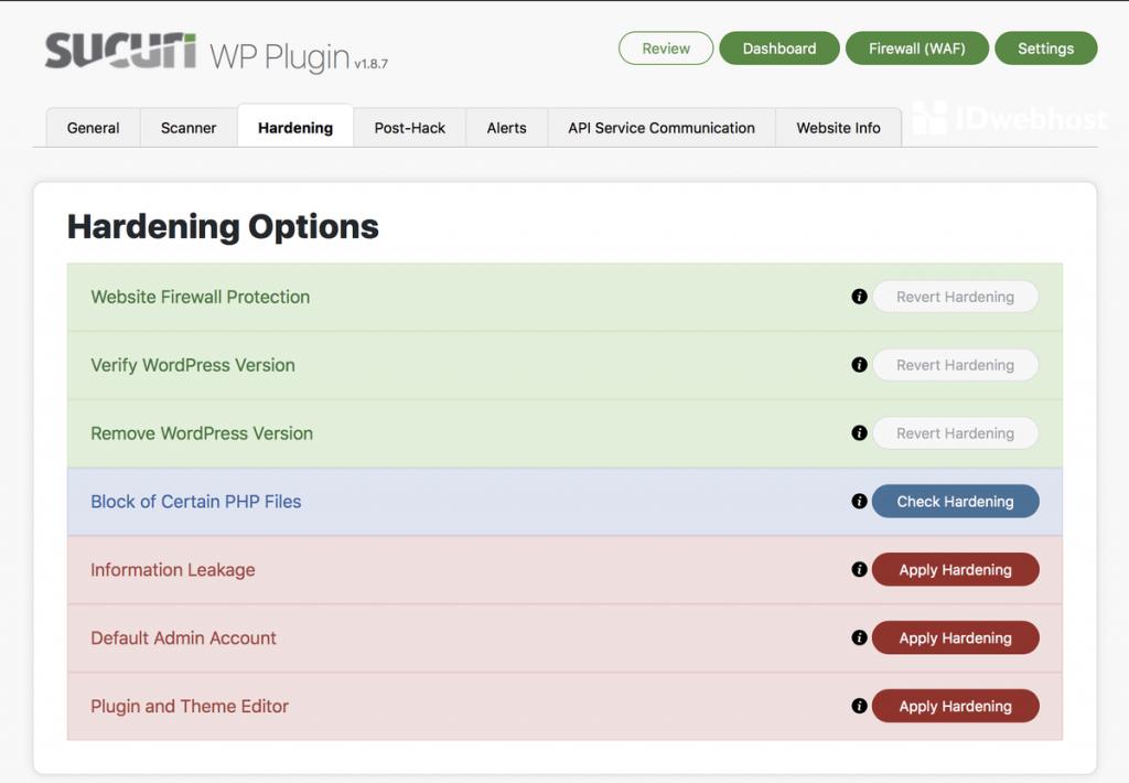 sucuri plugin security wordpress