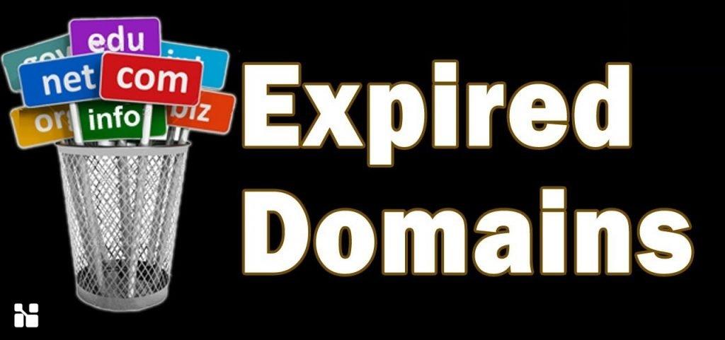 Apa itu Expired Domain