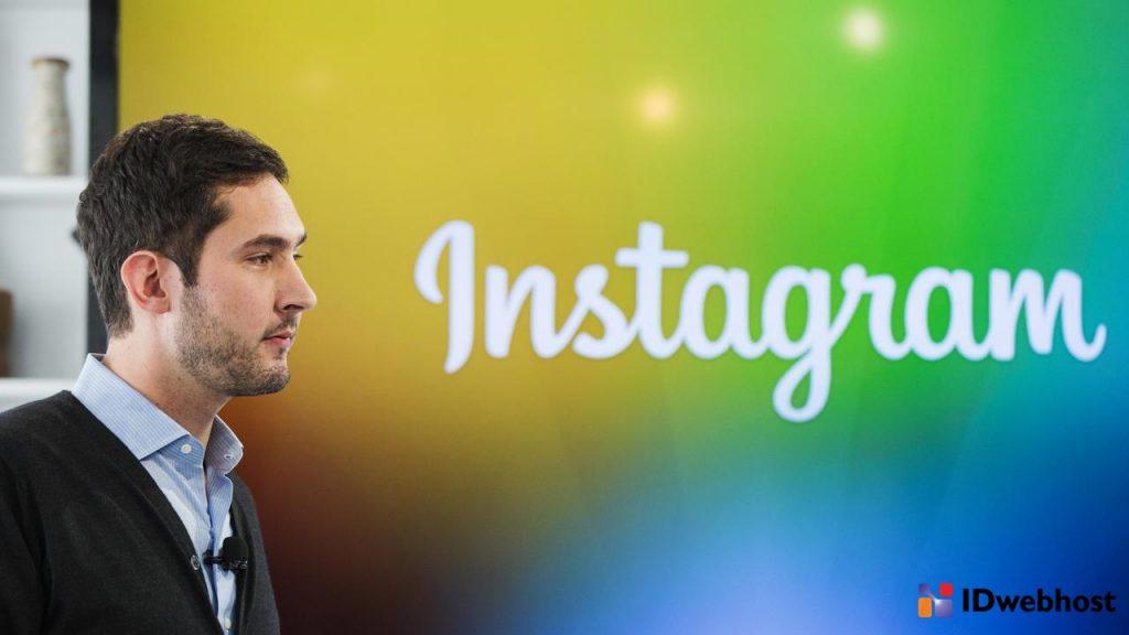 Biografi Kevin Systrom Sang Pendiri Instagram