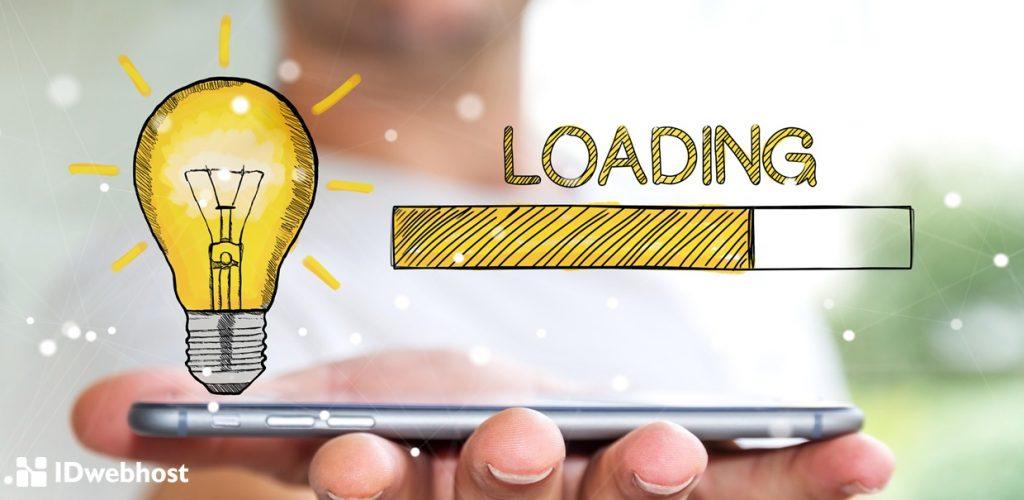 cara ampuh mempercepat loading website