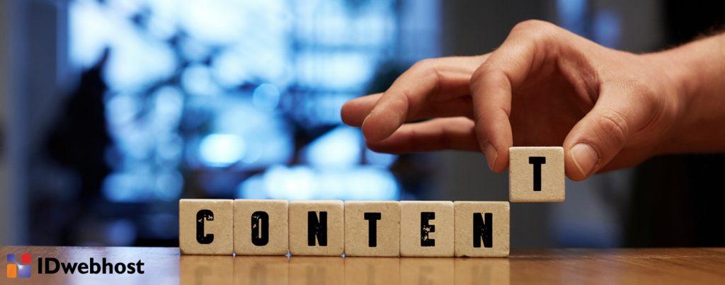 cara membuat konten di blog dengan baik