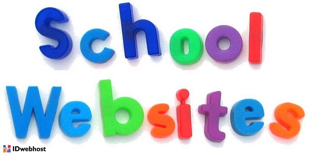 cara membuat website skolah gratis