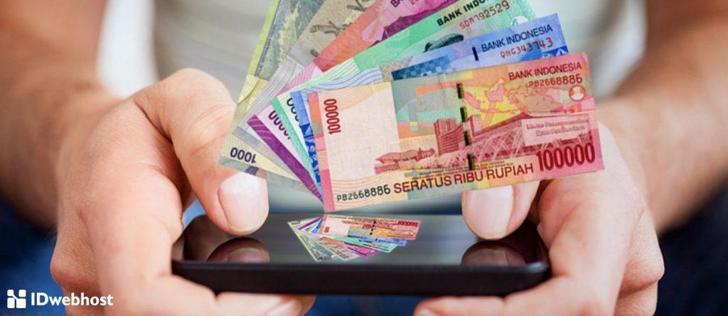 hanya dengan smartphone bisa mendapatkan uang