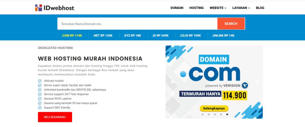 jasa pembuatan website termurah