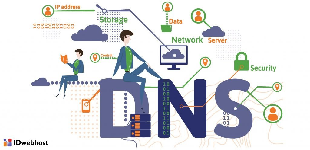 pengertian DNS