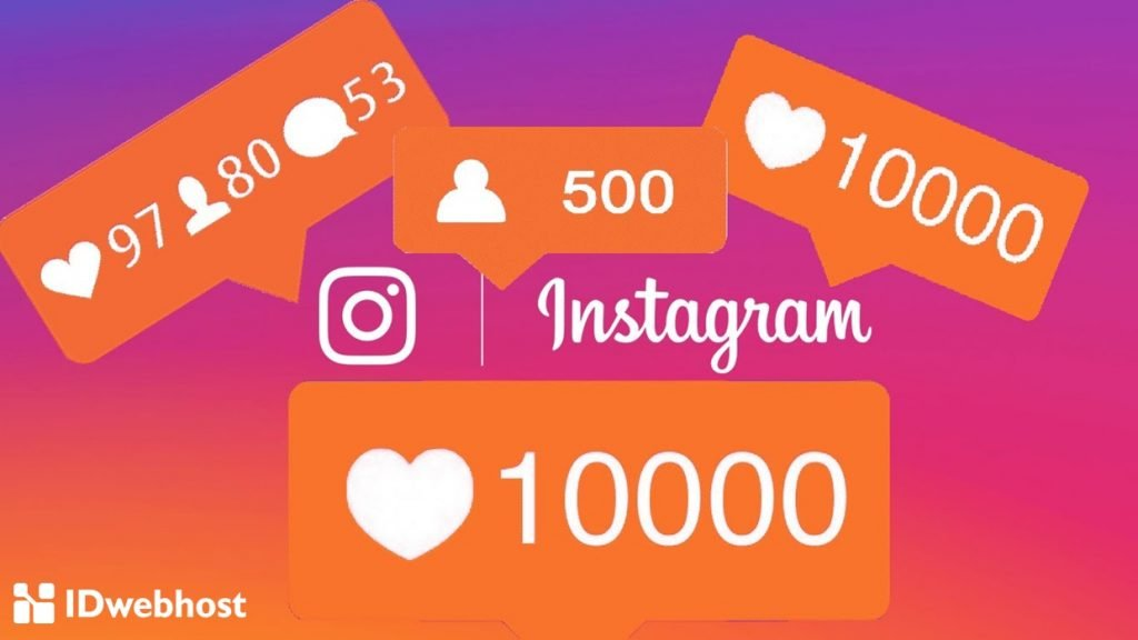 Cara Menambah Engagement instagram