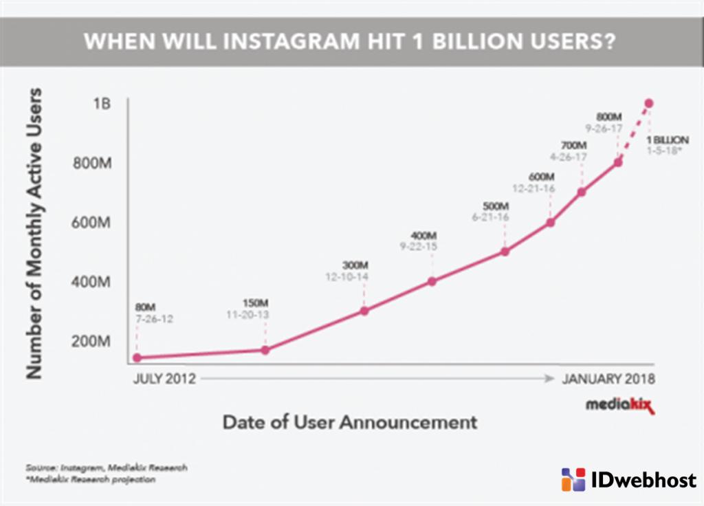 data pengguna instagram