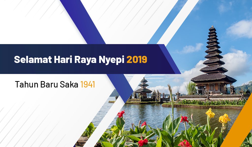 Selamat Hari raya Nyepi 2019, Tahun Baru saka 1941