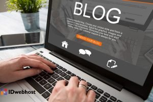 Cara Setting Blogspot di IDwebhost - Part 4 | Tips Hosting