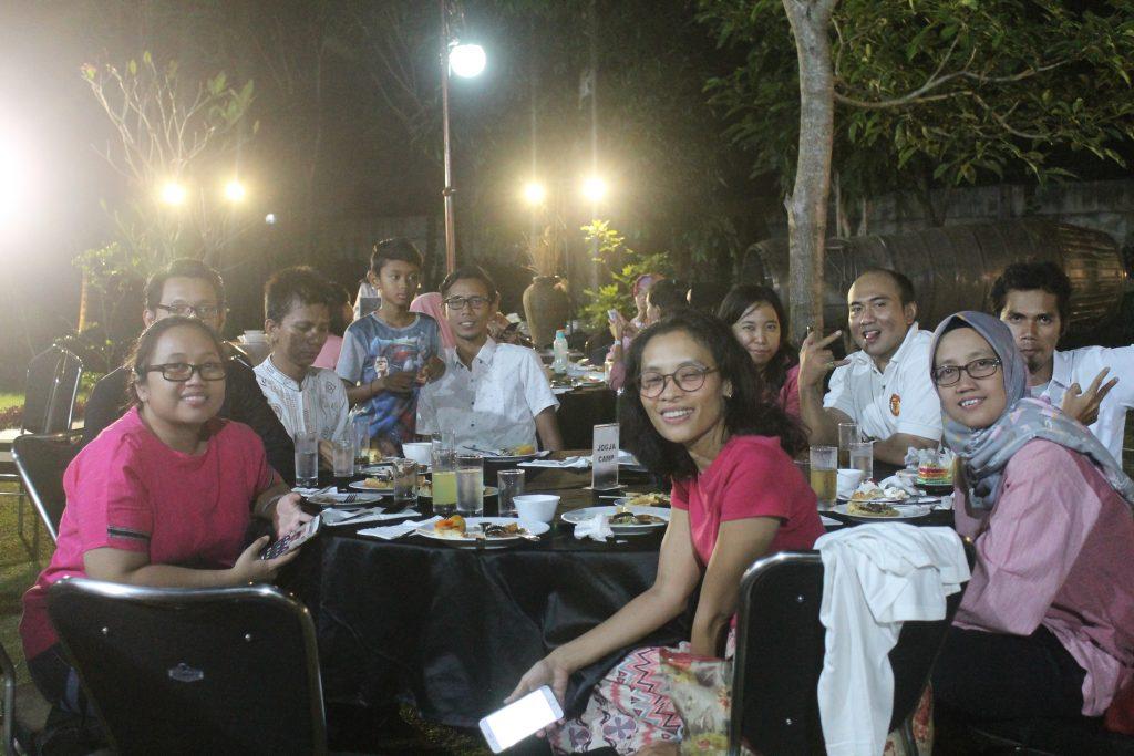 Buka Bersama JogjaCamp
