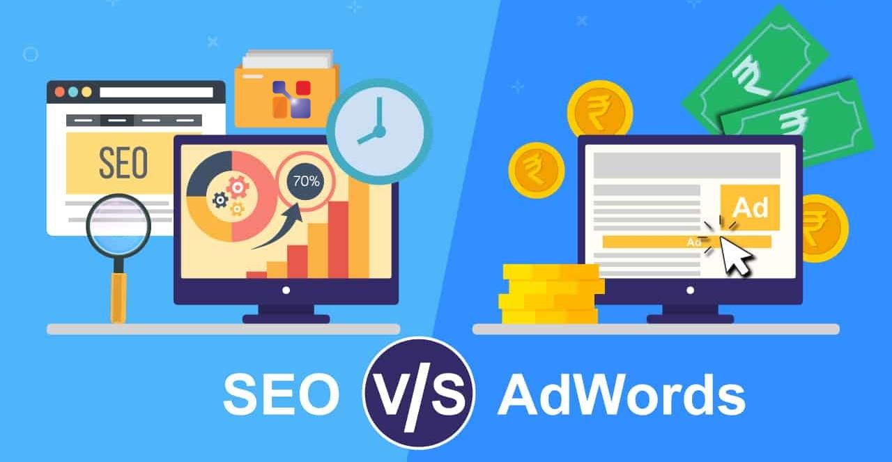 Mana yang Terbaik Antara SEO dan Google Adwords?