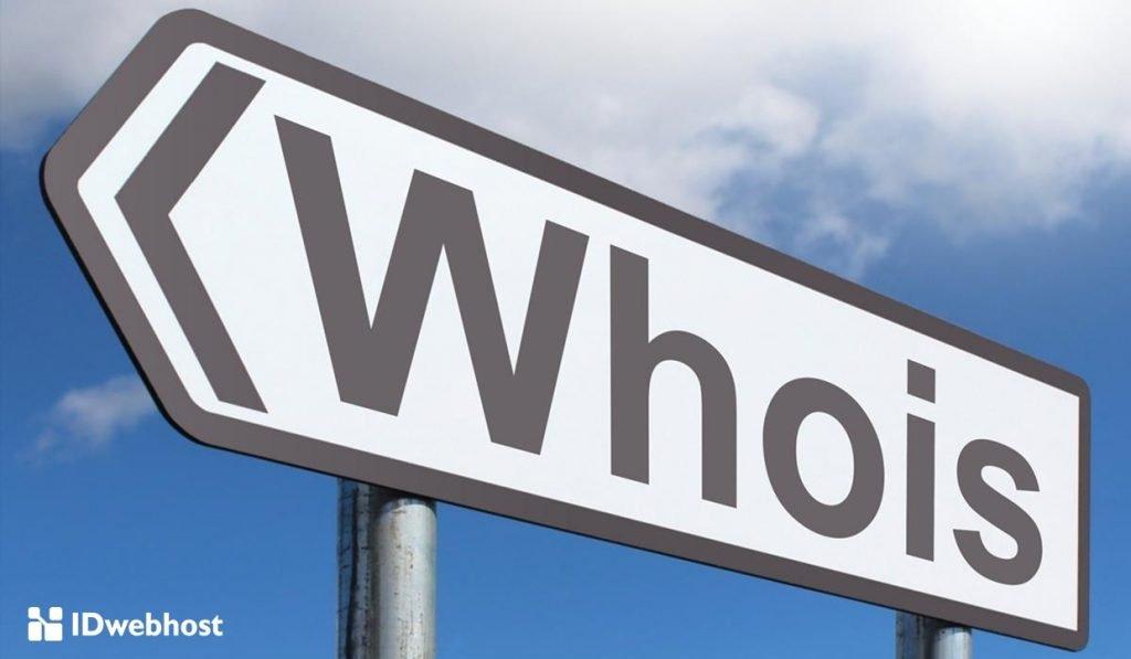 definisi whois domain dan informasi didalamnya
