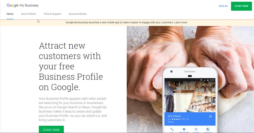 Kenalkan Bisnismu Dengan Google My Business