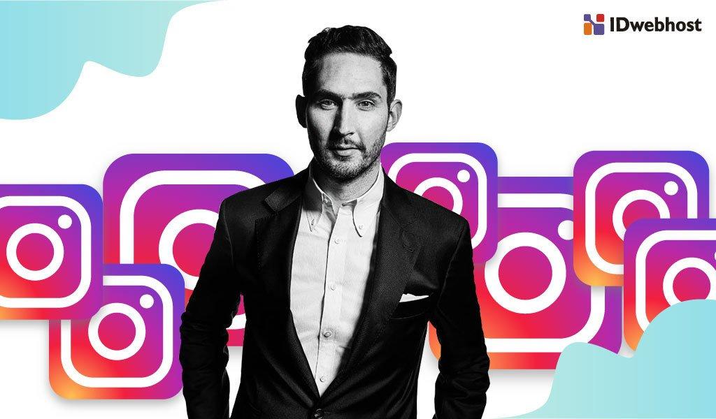 Mengenal Kevin Systrom Sang Pendiri Instagram