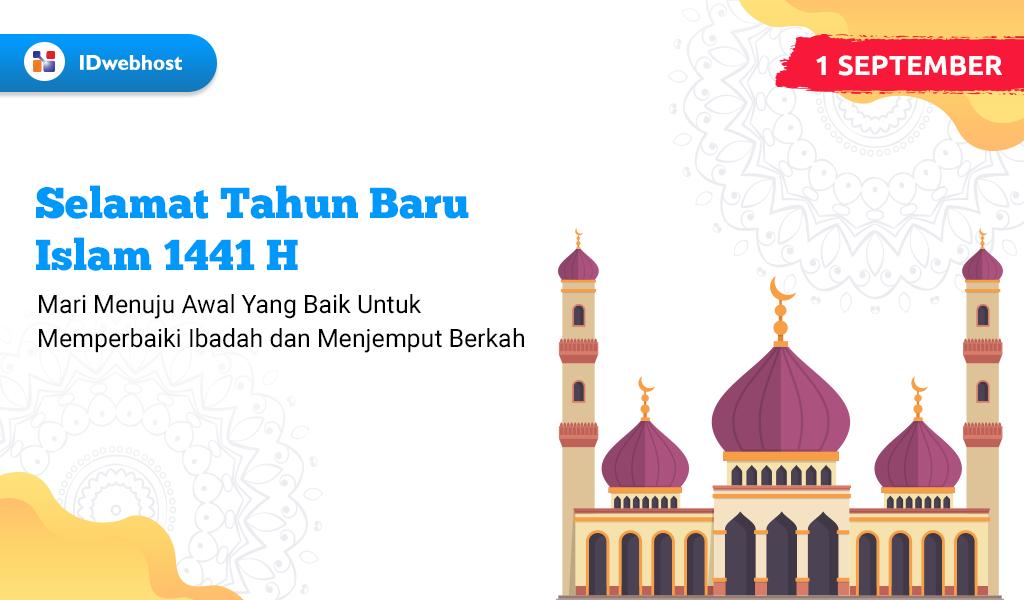 INFORMASI LAYANAN OFFLINE TAHUN BARU ISLAM 1441H