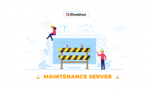 Maintenance Server Nyutran