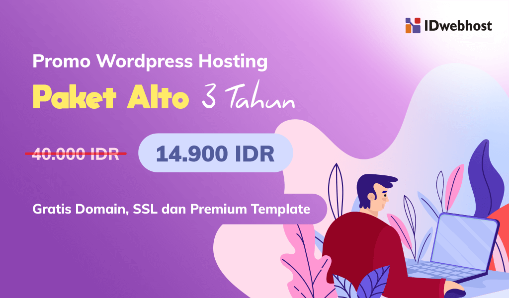 Promo Wordpress Hosting