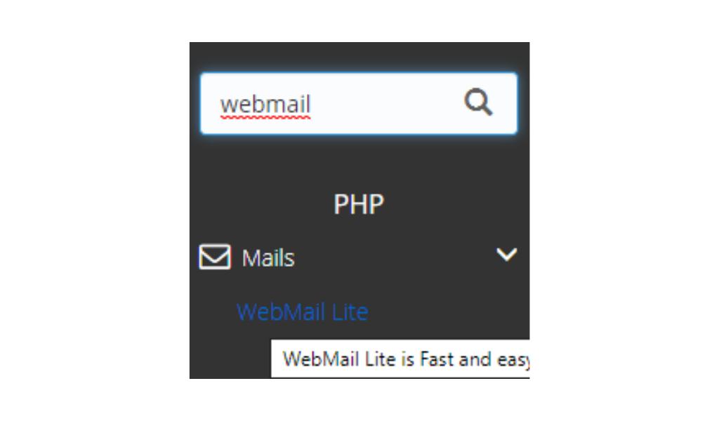 Cara Membuat Akun Email di Webuzo