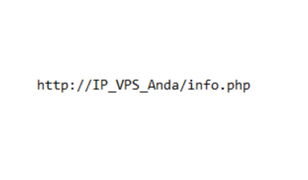Cara Instal PHP di VPS