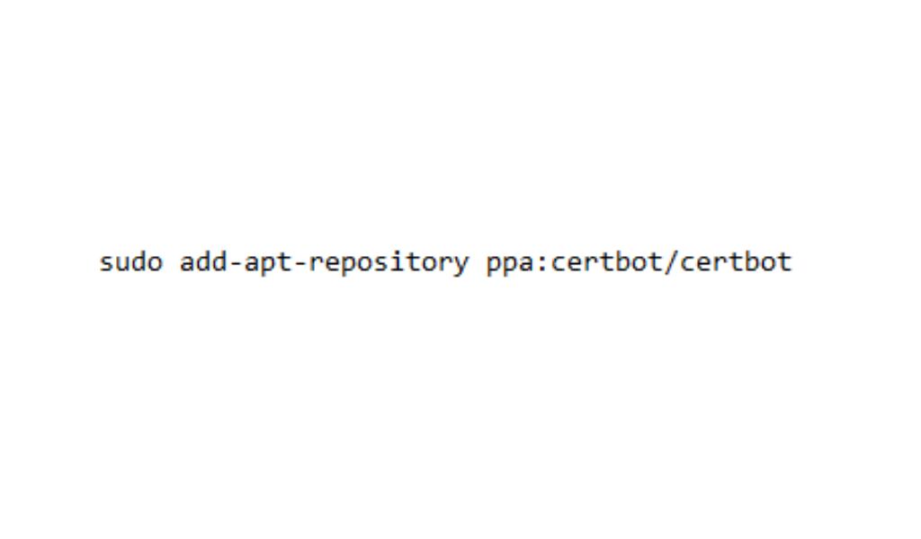 Cra Instal Lets'Encrypt di VPS