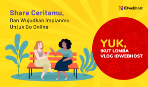 Lomba Vlog 16 Tahun IDwebhost