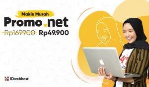 Domain .NET Makin Murah