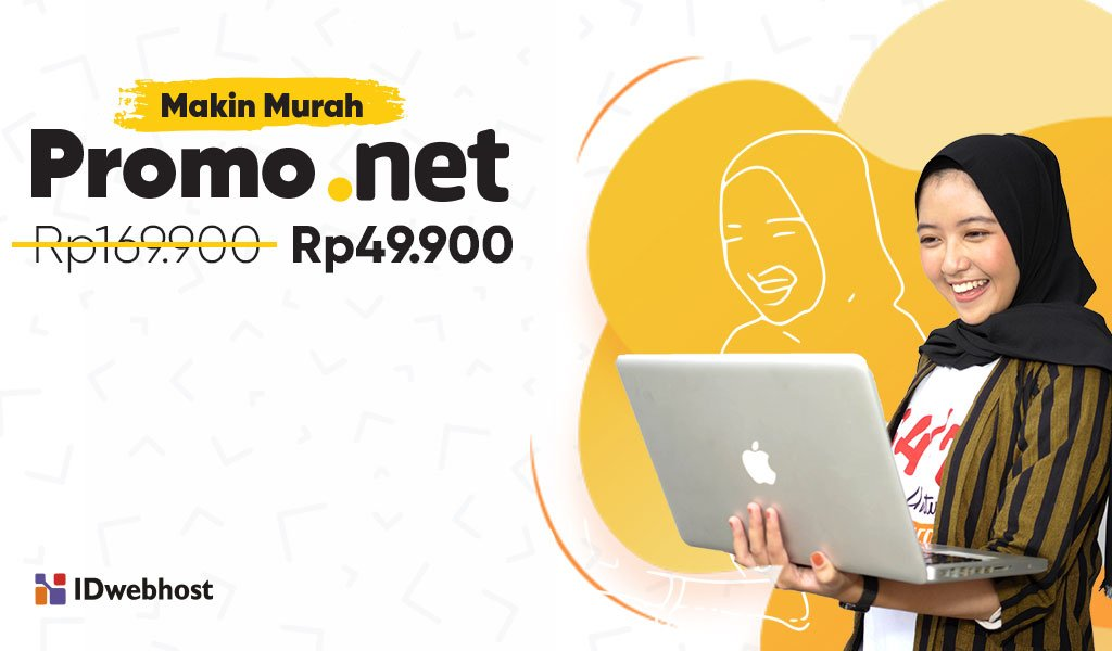 Domain .NET Makin Murah
