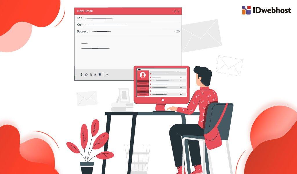Cara menambahkan akun email