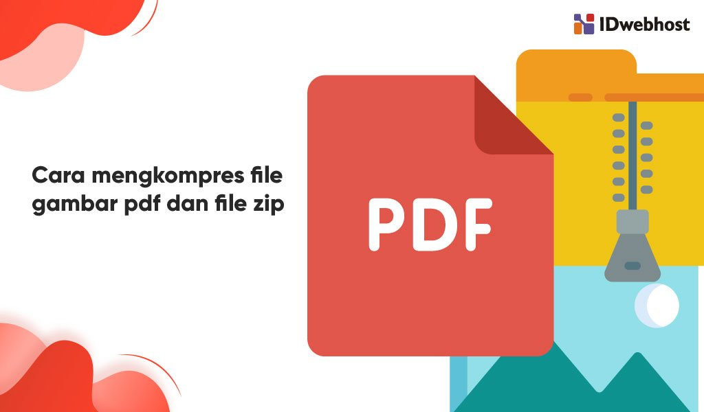 Mengkompres File Gambar, PDF, dan File ZIP