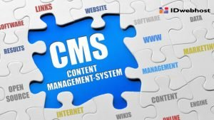 Content Management System untuk Website Anda