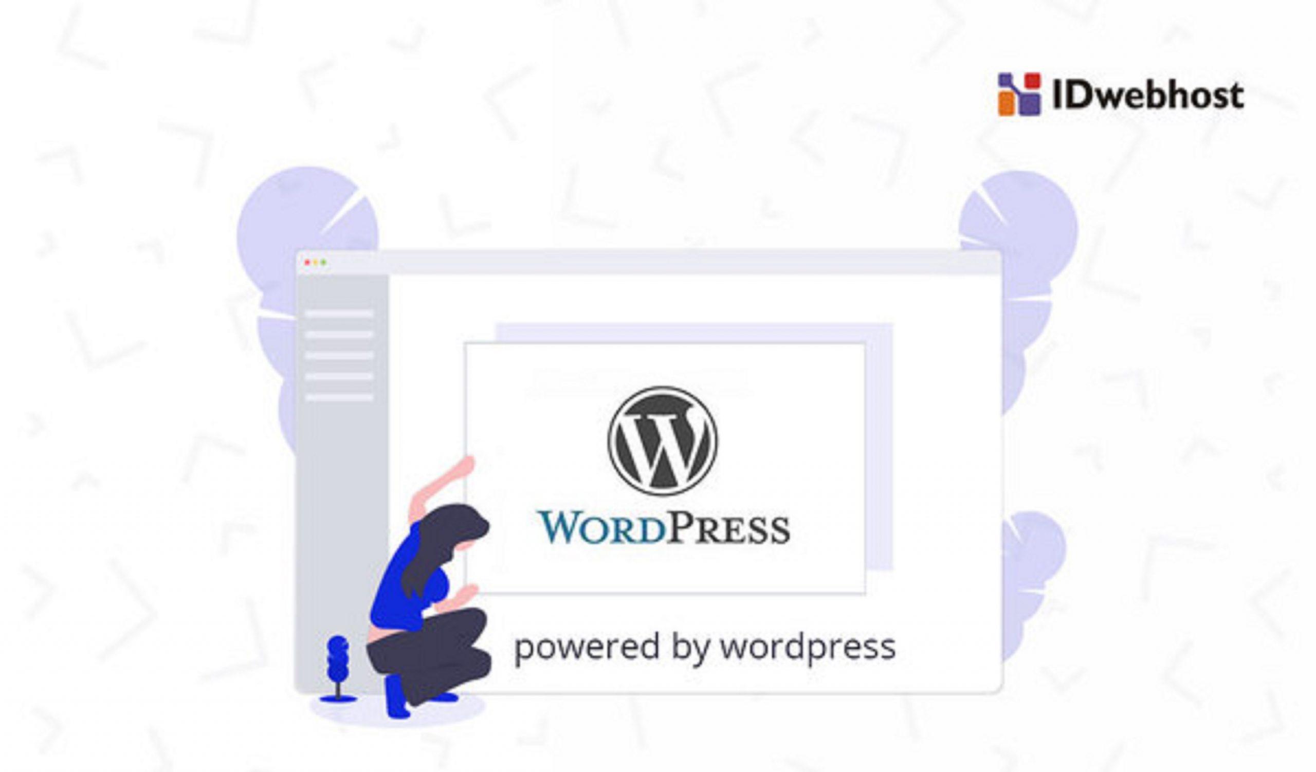Cara Menghilangkan Tulisan Powered by Wordpress di Blog