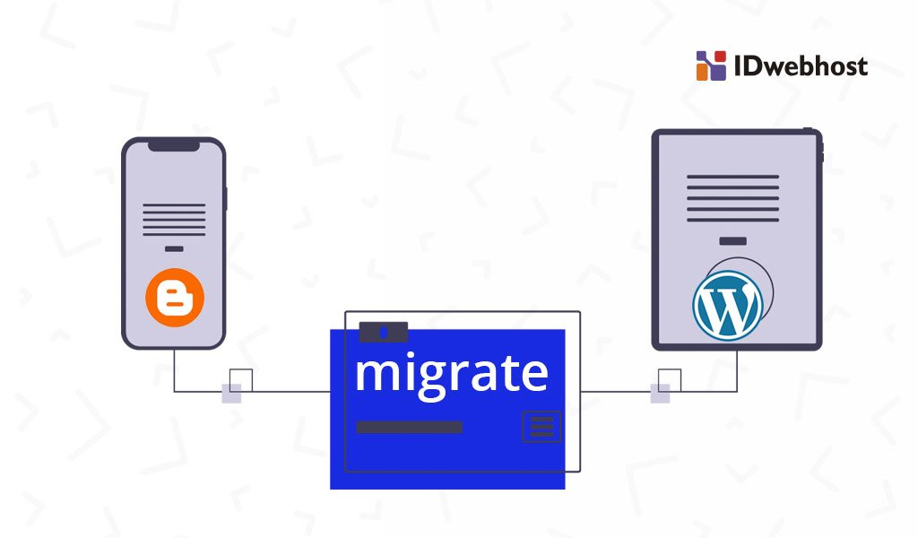 cara migrasi blogspot ke wordpress