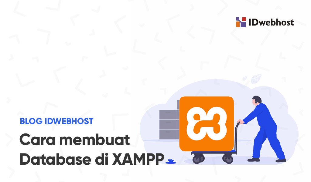 Tutorial XAMPP, Membuat Database
